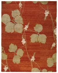 Terracotta Rugs Transitional U2014 Driscoll Robbins Fine Carpets