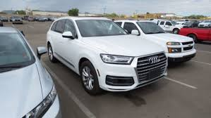pre owned audi suv certified pre owned 2017 audi q7 for sale in chandler az near