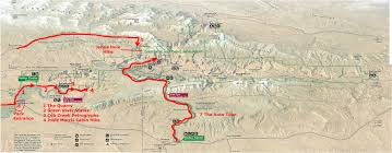 Colorado National Monument Map by 20020709 Colorado Trip Day 4