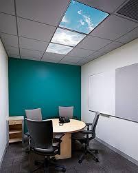 Conference Room Lighting Multi Panel Led Skylight Displays Superbrightleds Com