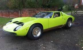 lamborghini kit car for sale lamborghini miura for sale 11 lamborghini miura kit car for