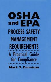 Osha Chair Requirements Wiley Osha And Epa Process Safety Management Requirements A