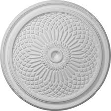 Ceiling Medallions Lowes by Ekena Millwork 22in Ceiling Medallions From Buymbs Com
