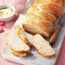 Bread Machine Onion Bread Braided Onion Potato Loaf Recipe Taste Of Home