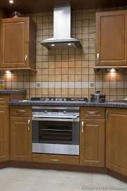 Medium Brown Kitchen Cabinets by Pictures Of Kitchens Traditional Medium Wood Cabinets Brown