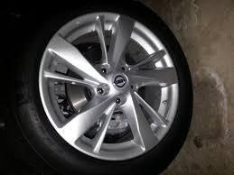 nissan sentra wheel size swap 18
