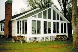How To Build Window Awnings Sunrooms U0026 Screen Room Additions Upstate Ny Comfort Windows