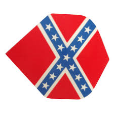 Rebel Flag Picture Rebel Flag Flight Voks Darts Inc