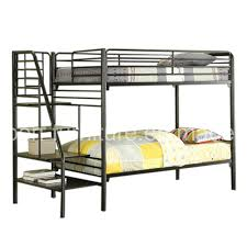 Bunk Bed With Double On Bottom Images Pics Photos Corner Bunk - Triple trio bunk bed