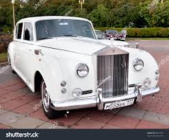 classic rolls royce phantom moscow russia sept 24 1952 rollsroyce stock photo 86567335