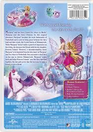 barbie mariposa u0026 fairy princess movie dvd blu ray