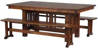 Plains Mission Dining Room Table Erik Organic - Mission dining room table