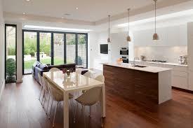West London Kitchen Design by Bernard Gardens Granit