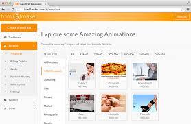 banner design generator free banner maker 200 banner templates html5 js swf animations