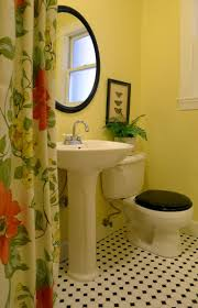 black and yellow bathroom ideas black white yellow bathroom decoration
