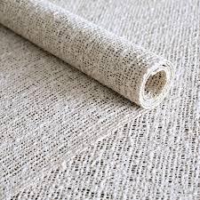 Non Slip Rug Pads For Laminate Floors Rug Pad Usa Nature U0027s Grip Eco Friendly Jute U0026 Natural Rubber Non