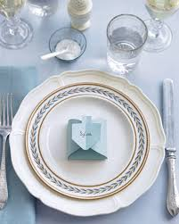 hanukkah tableware 12 beautiful table settings for hanukkah digsdigs