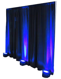 Led Motion Drape Stage U0026 Screen Rentals