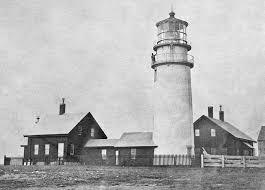 Best Cape Cod Lighthouses - cape cod highland lighthouse massachusetts at lighthousefriends com