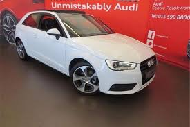 audi car a3 2017 audi a3 3 door 1 4tfsi auto cars for sale in limpopo r 329