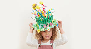 easter bonnets how to make a spectacular easter bonnet hobbycraft