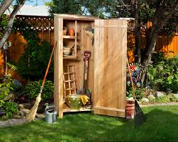 Backyard Shed Kits by Cedar Garden Sheds And Storage Hutches By All Things Cedar Outdoor