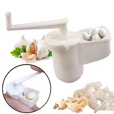 Best Cooking Tools And Gadgets Multifunctional Garlic Ginger Crusher Grinder Press Rotate Kitchen
