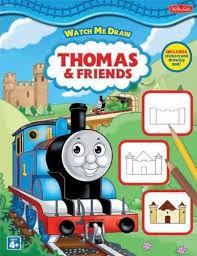 watch draw thomas u0026 friends thomas tank engine wikia
