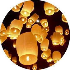 coral entertainments biodegradable lanterns