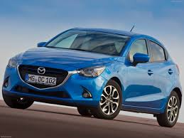 mazda 2 description of the model photo gallery modifications