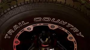 trail guide tires cepek trail country tires review sema 2014 youtube
