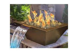 Outdoor Gas Fire Pit Kits by Best Outdoor Gas Fire Pit Design Remodeling U0026 Decorating Ideas