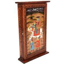 key holder wooden key holder handicrafts buy online handicrafts