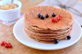 oat bran buckwheat pancakes candida fighting nutriplanet