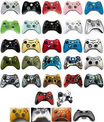 every 360 controller ever produced by microsoft and where to find