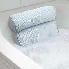 bathroom excellent pillow bathtub baby 87 soft high grade pu