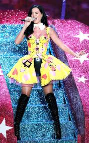 katy perry costume katy perry s 50 most outrageous billboard