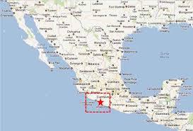 zihuatanejo map zihuatanejo guerrero