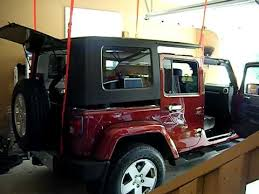 jeep removable top jeep top removal