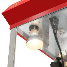 popcorn machine light bulb buy pickford popcorn machine 4 oz vending machine supplies for sale