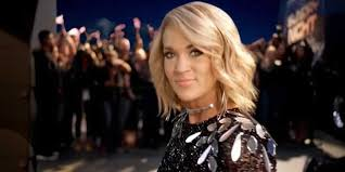 behind the scenes with carrie underwood and that sunday night