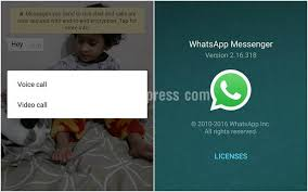 call for android whatsapp s new beta for android starts receiving calling