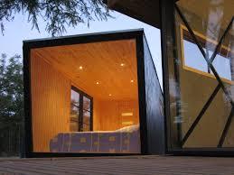 Prefab Studio A Compact Prefab E2 80 9crefugio 9d From Chile Small House Bliss