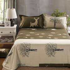 Anime Bed Sheets 4 5 Pcs Comforter Set Tree And Anime Bed Sheets Bedspread Coverlet