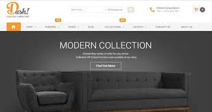 20 best furniture wordpress themes for carpenters and stores 2017