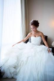 vera wang hayley 3 400 size 4 used wedding dresses the o