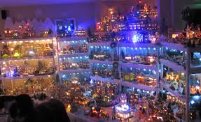 christmas villages kathy s 2013 christmas detailed a must see