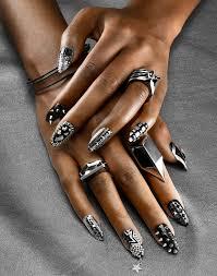 nigel cox photographs nail art for essence magazine stockland