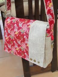 patron couture sac cabas sac besace