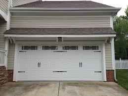 Overhead Doors Chicago by Steel Short Panel Bead Board Carriage House Garage Door With